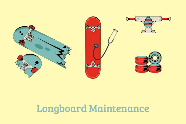 longboard maintenance